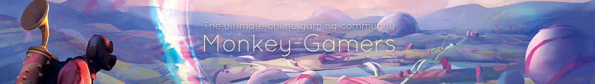 Monkey-Gamers - Ultimate Online Gaming Community